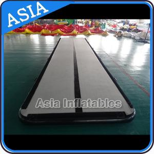 China Jumping Inflatable Tumble Air Track Used Outdoor For Training on sale