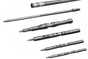 China Triple / Double Core Barrel 1.5M to 3M Exploration Diamond Core Drill Bits for Rock on sale