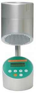 China LED Display Handled Airborne Bio Air Sampler Easy Operation Computer Boards Control on sale