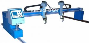 China Stainless Steel Automated Plasma Cutting Machine , Computerized Plasma Cutter on sale