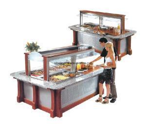 China New Designof Salad Bar (SBL-SBC1H6) on sale