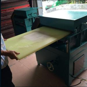 China plastic planer for the flat processing of hard rubber sheets made in china on sale