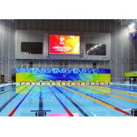 Indoor SMD P5 Stadium Display Programmable Electronic Billboard Full Color LED Video Walls With Magnetic Module