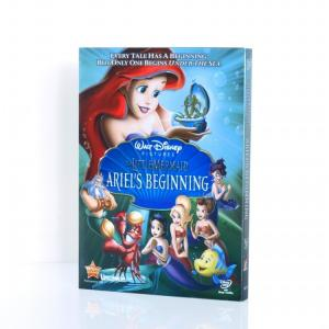 China wholesale disney The Little Mermaid Ariel's Beginning dvd,movie supplier wholesaler on sale
