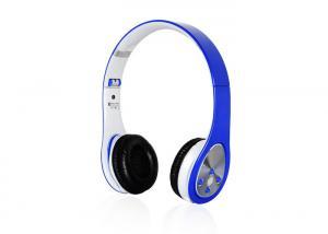 China Fashionable PC Wireless Stereo Bluetooth Headset / APT X Bluetooth Headphones on sale