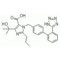 CAS 144689-24-7 Anti Hypertensive Drugs Olmesartan Antihypertensive Agent