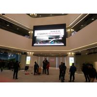 China Ultra High Definition P3 LED Video Wall Indoor 3840 Hz Refresh Rate on sale