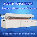 2017 JAGUAR 8 zones Reflow Oven with PC and Rail M8