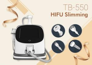 China Multi Functional HIFU Slimming Machine For Body Weight Loss Wrinkle Removal , Skin Rejuvenation on sale