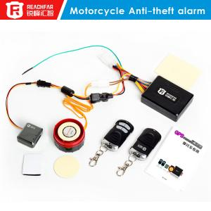 China Vehicle Motorcycle GPS Tracker Car Tracker motor tracker RF-V10+ with double alarm anti-lost on sale