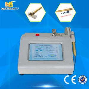 China 980nm medical diode laser spider vein removal machine/980nm laser vascular vein removal on sale