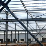 Fabricated Light Type Q235 Q345 Pre Built Metal Buildings Prefabricated Steel Structure