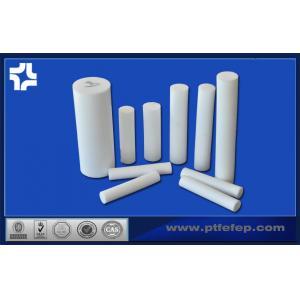 China 100mm Extruded Ptfe Teflon Rod Bar Stock , Graphite / Carbon Filled Teflon on sale