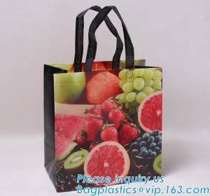 China Popular Foldable Reusable Laminate Cheap Print Tote PP Woven Shopping Bag,China cheap custom logo pp woven recycle shopp on sale