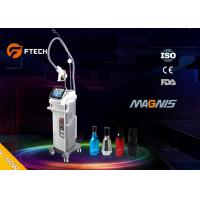 Long Pulsed Nd Yag Laser Hair And Tattoo Removal Machine 1-8mm Spot Area