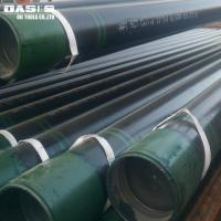 China Hot Rolled Steel Well Casing Pipe Numerical Control Thread EW Steel Pipe on sale