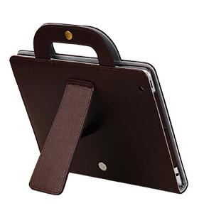 China Personalized Stand Cover Shell Ipad Protective Case With Hanger / Stand on sale