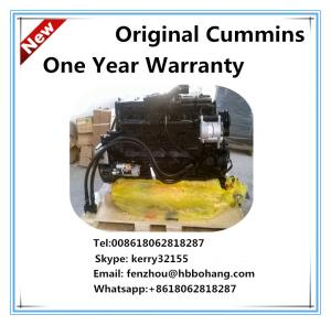 China Cummins QSB6.7-C130 diesel engine turbocharged 2200rpm on sale