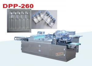 China Машина упаковки ампулы пробирки DPP-260 автоматическая с манипулятором on sale