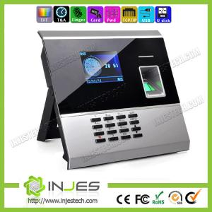 China TCP / IP USB Fingerprint Time Attendance Unit with Free Software 2.8inch TFT Color Display on sale