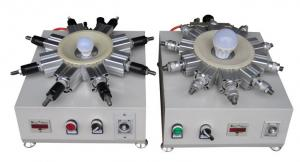 China Máquina de friso de perfuração do suporte do tampão da lâmpada de E27 B22 com perfuração de 12 agulhas on sale