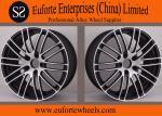 Susha Wheels - Customized 19inch 18inch Black Forged Wheels / Mazda Auto Wheels Rims