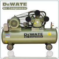 Portable CE Approved Piston Air Compressor With tank 120L