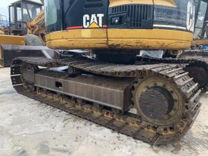 China 11.3rpm Gradeability Japan Heavy Duty 308B Used CAT Excavator on sale