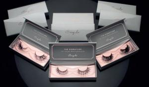 China Volum lashes hot sale sample free 3D eyelashes extensions individual customer package on sale