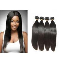 Beauty Jet Black Indian 8A Virgin Hair With Natural Clean Hair Line