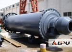 Máquina seca do moinho de bola do cimento do consumo da baixa potência para o carvão de secagem e de moedura