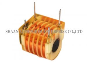 China High Frequency High Voltage Ignition Transformer , Pulse Ignition Coil For Gas / Oil Burners on sale