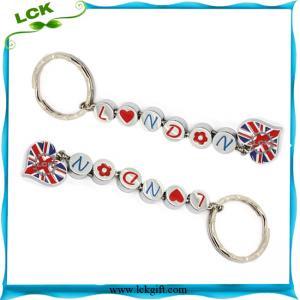 China Souvernir&Promotion keychain , souvenir, key chain, keyring, key holder, key fob -LK-K002 on sale