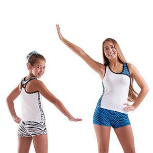 China OEM service Girls Wholesale Cheerleading Uniforms on sale
