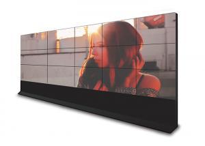 China Restaurant Touch Screen Video Wall Ltra Narrow Bezel 1.7mm Low Heat Radiation on sale