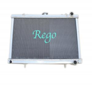China Polished Cooling Aluminum Car Radiators Tube Fin Core For Nissan Skyline R32 Au on sale