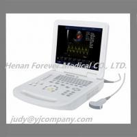 Notebook Color Doppler Portable Ultrasound Portable Diagnostic Equipment