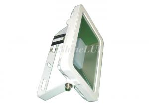 China Wide Voltage Commercial Led Outdoor Flood Lighting High Grade White Aluminium Body on sale