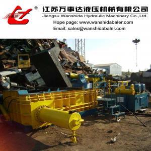 China Prensas hidráulicas de la prensa del metal para la chatarra on sale