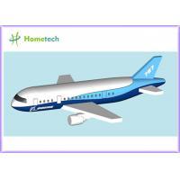 8GB High-Speed Airplane 787 Shape Customized USB Flash Drive / USB Keys 4GB Air Plane