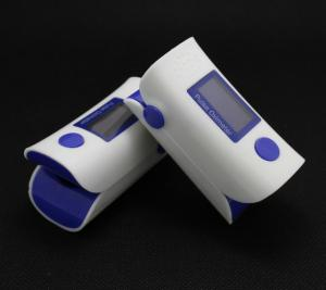 China Hand - Held Fingertip Pulse Oximeter with SPO2 probe With OLED Display on sale