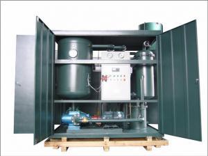 China TY Vacuum Turbine Oil Purifier Machine on sale