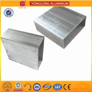 China OEM Machined Aluminium Profiles , Building Material Aluminium Die Casting Parts on sale