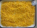 A10 Large Tin 2840g Canned Sweet Corn Kernels 1800 G Drained Weight Short Lead Time