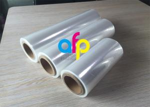 China 25 Mic / 90 Gauge Plastic Heat Shrink Wrap?Film , Highly Clear Shrink Packaging Film on sale