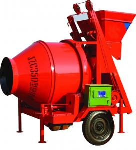 China Good Quality JZC Series Mobile Mortar Mixing Machine Concrete Mixer on sale