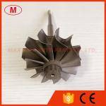 TE06H 58.5X67.5mm 12 blades turbine shaft wheel/Turbo wheel/turbine wheel and shaft