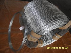China 23# hot galvanized steel wire on sale