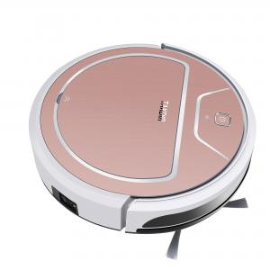 China Wet Dry Intelligent Robot Vacuum Cleaner , Auto Floor Cleaner Robot Lightweight on sale