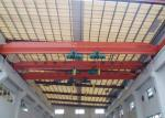 380V 50Hz 5 Ton Factory Overhead Crane Lifting Equipment Pendant Remote Control